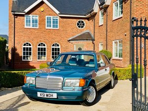 Mercedes 300 SE W126 S CLASS 1992 - Superb... For Sale
