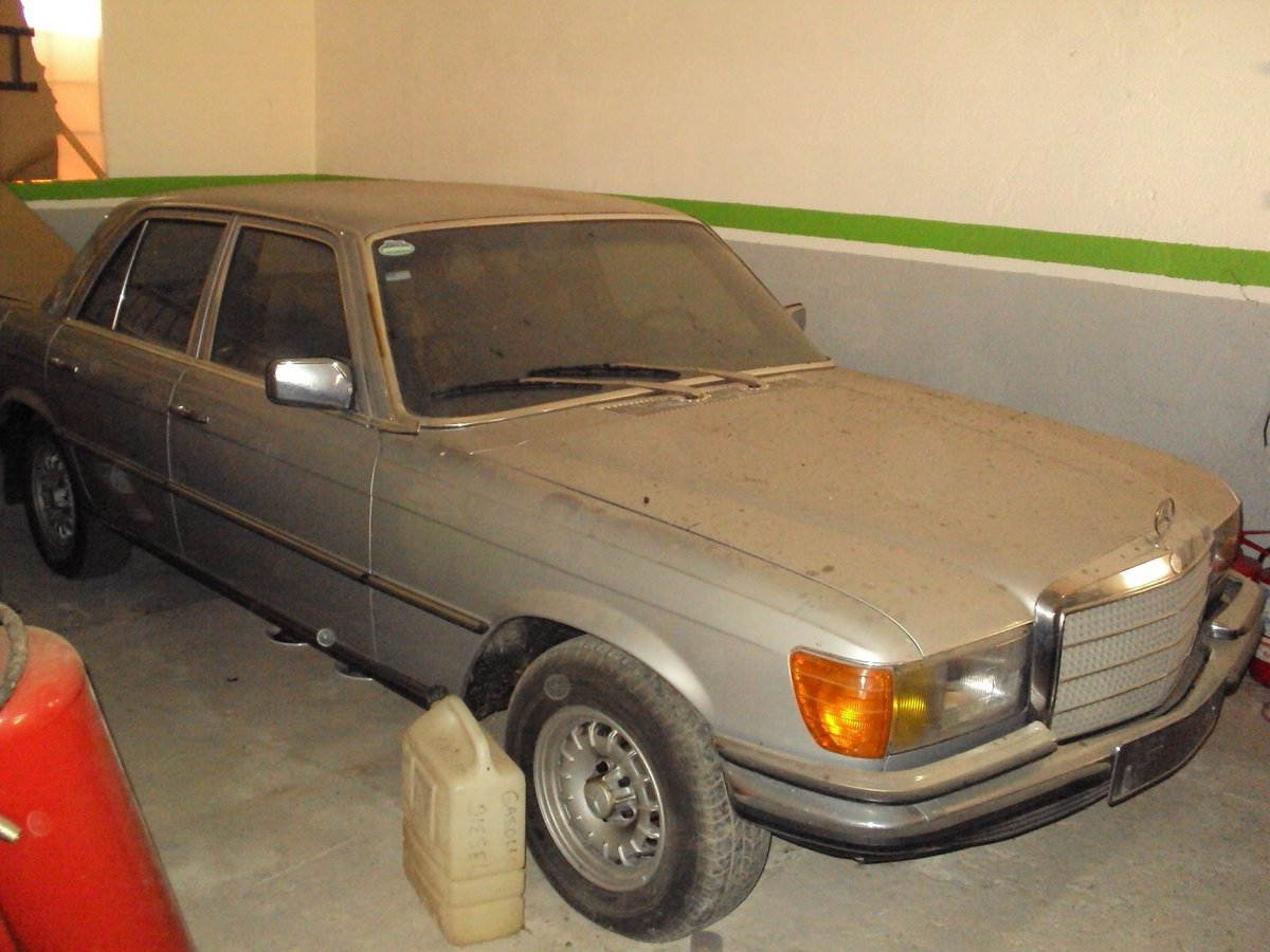 1976 Mercedes w116 280se For Sale (picture 1 of 1)