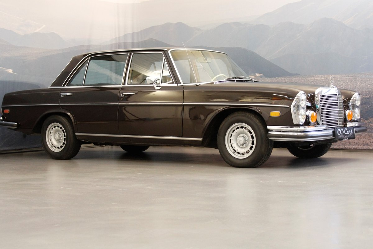 1973 Mercedes 280 SEL 4.5 V8 Aut. For Sale (picture 1 of 6)