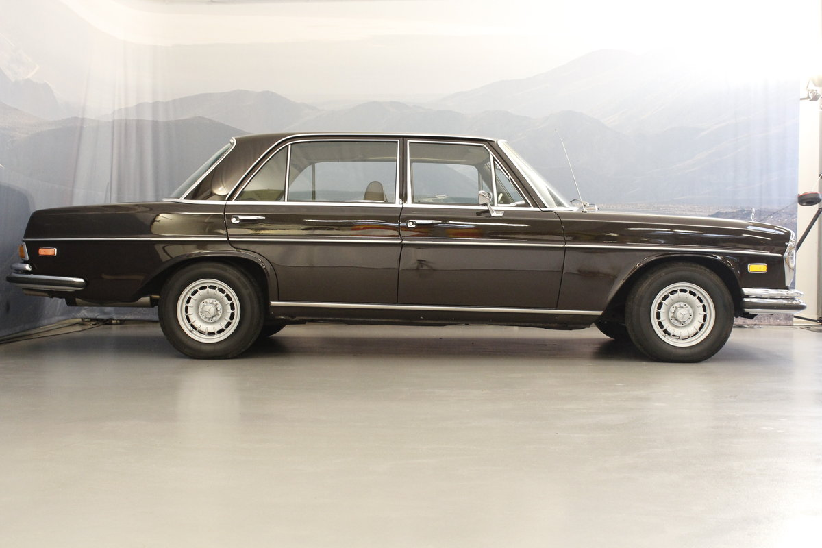 1973 Mercedes 280 SEL 4.5 V8 Aut. For Sale (picture 3 of 6)