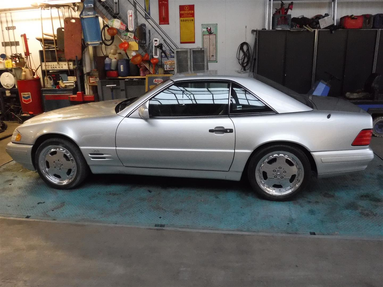 1997 Mercedes 600SL roadster '97  V12 For Sale (picture 2 of 6)
