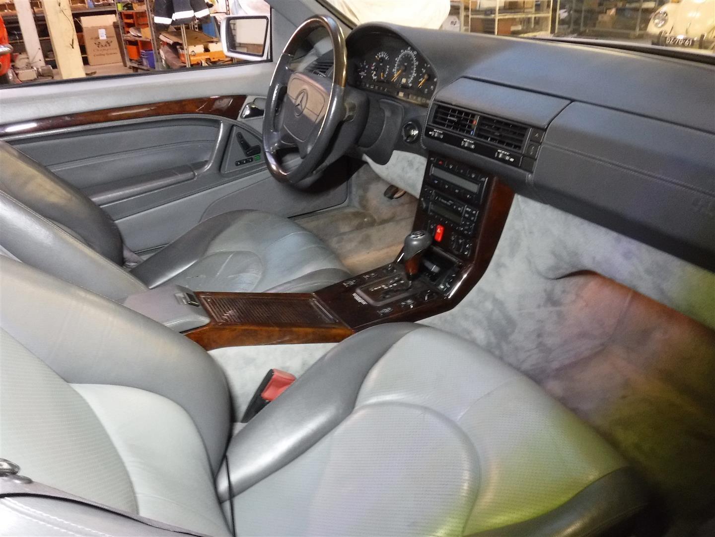 1997 Mercedes 600SL roadster '97  V12 For Sale (picture 5 of 6)