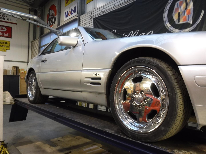 1997 Mercedes 600SL roadster '97  V12 For Sale (picture 6 of 6)