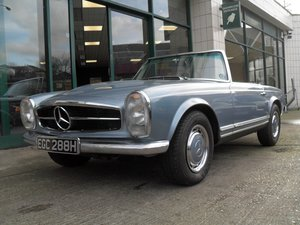 1969 Mercedes Benz 280SL Pagoda For Sale