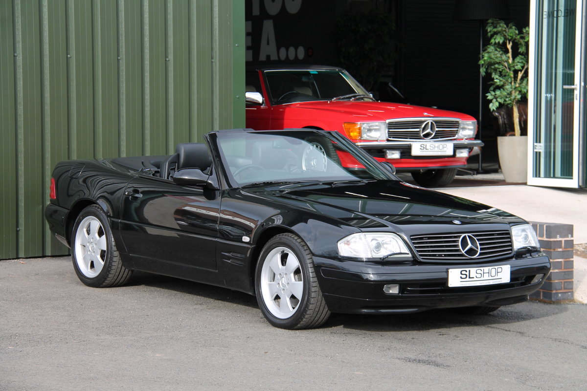2001 MERCEDES-BENZ SL 500 | STOCK #2072 For Sale (picture 1 of 6)