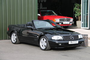 2001 MERCEDES-BENZ SL 500 | STOCK #2072 For Sale