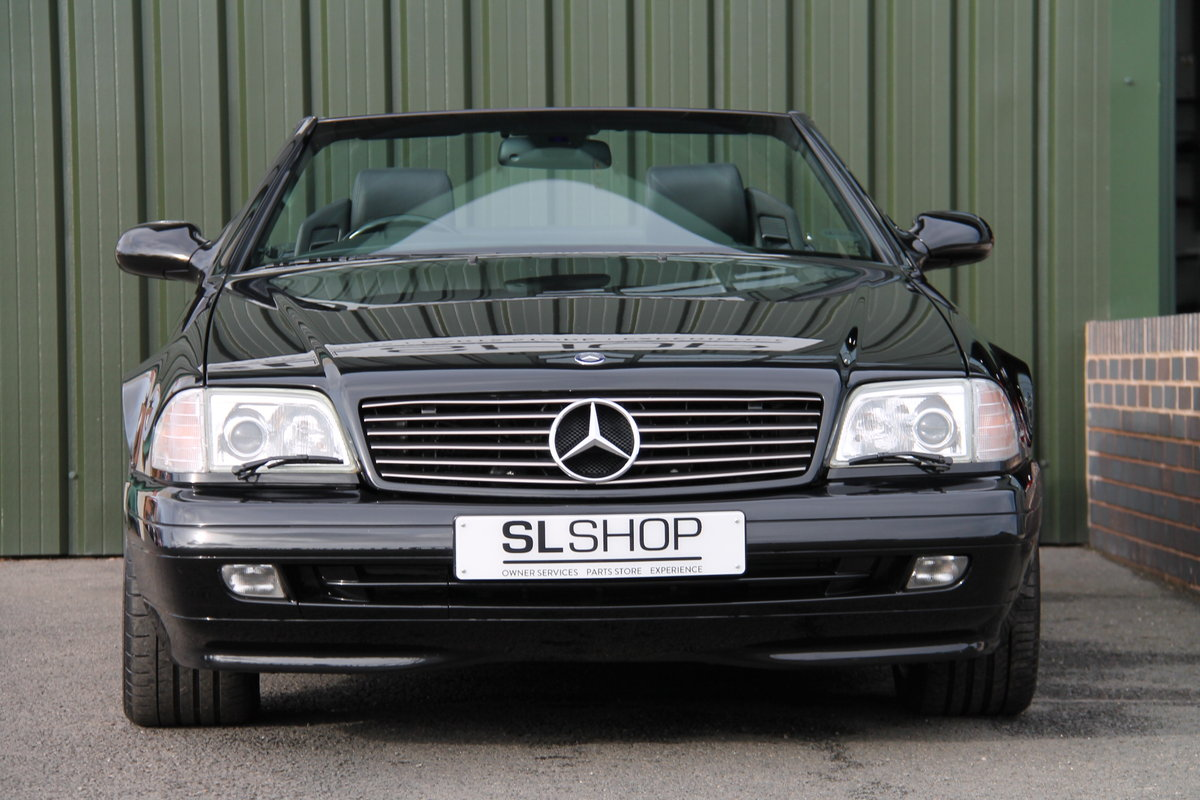2001 MERCEDES-BENZ SL 500 | STOCK #2072 For Sale (picture 2 of 6)