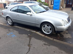1999 Mercedes clk230 kompressor w208  For Sale