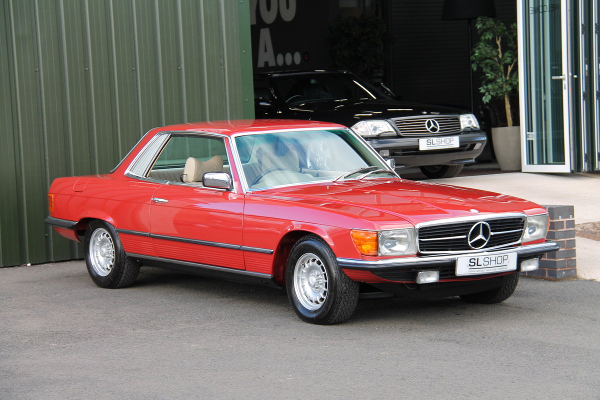 1987 MERCEDES-BENZ 450 SLC | STOCK #2079 For Sale (picture 1 of 6)
