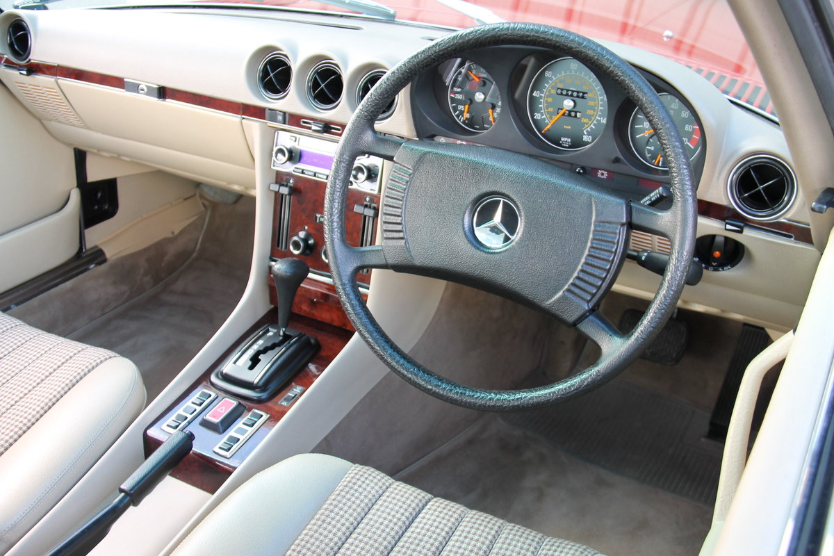 1987 MERCEDES-BENZ 450 SLC | STOCK #2079 For Sale (picture 3 of 6)