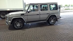 2007 G-Wagen AMG G55 - 500hp - Imported - LHD - G63 upg For Sale