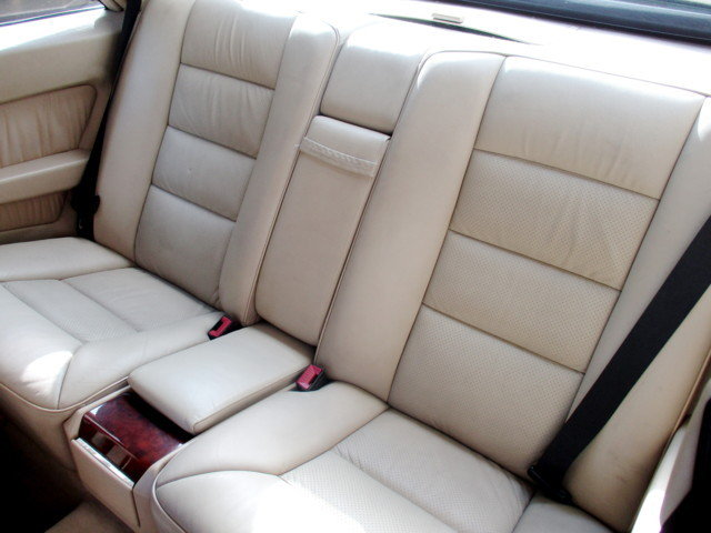 MERCEDES 300CE 24V COUPE '(1992) PERFECT For Sale (picture 5 of 6)