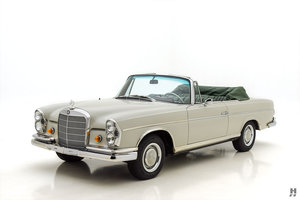 1967 MERCEDES-BENZ 300SE CONVERTIBLE For Sale