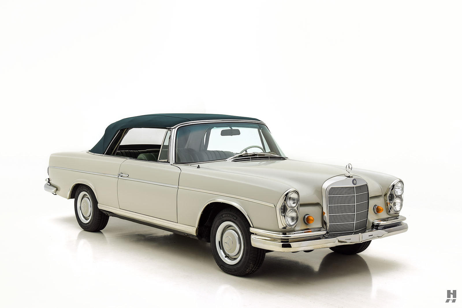 1967 MERCEDES-BENZ 300SE CONVERTIBLE For Sale (picture 2 of 6)