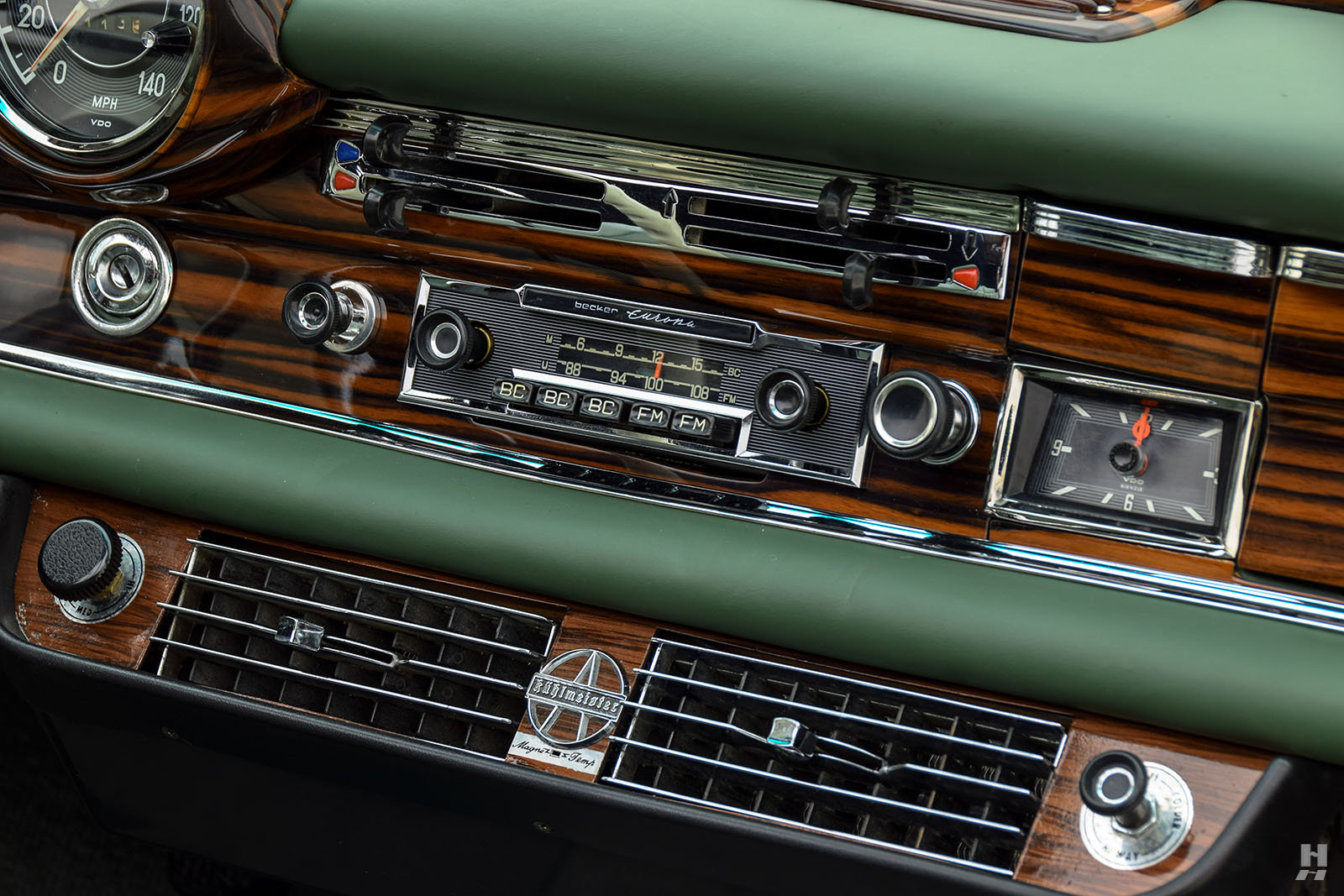 1967 MERCEDES-BENZ 300SE CONVERTIBLE For Sale (picture 4 of 6)