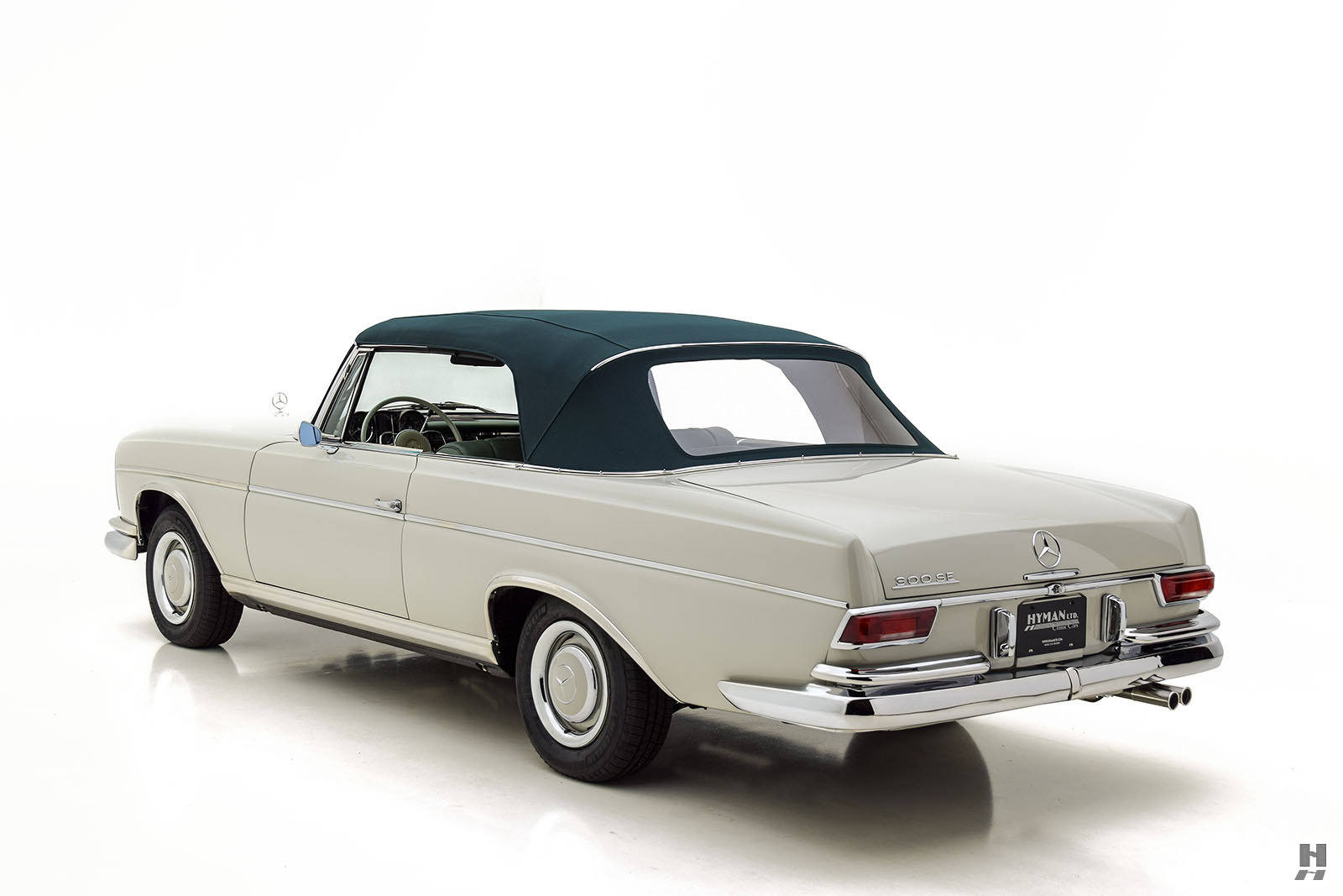 1967 MERCEDES-BENZ 300SE CONVERTIBLE For Sale (picture 6 of 6)