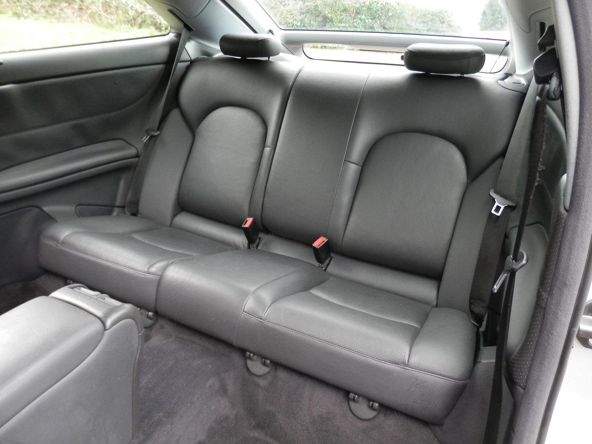 2002 Mercedes C200 Kompressor Evolution.. Low Miles.. Hi Spec.. SOLD (picture 4 of 6)