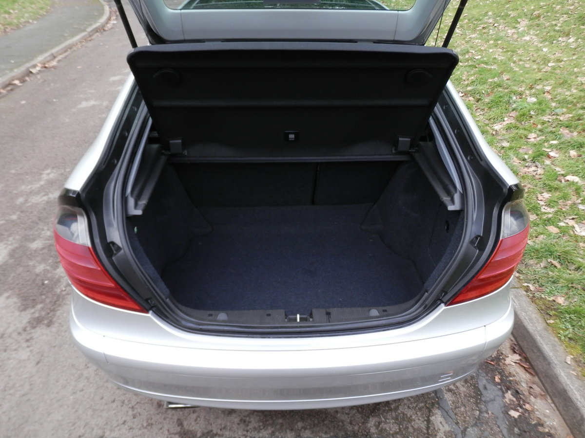 2002 Mercedes C200 Kompressor Evolution.. Low Miles.. Hi Spec.. SOLD (picture 5 of 6)