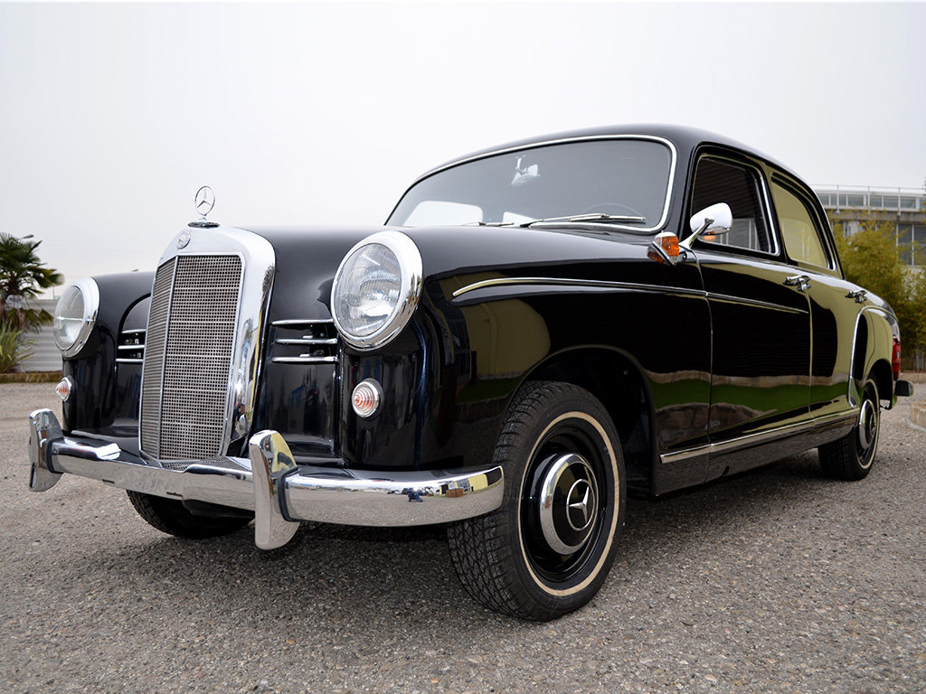1954 MERCEDES BENZ 180 *ASI* For Sale (picture 1 of 6)