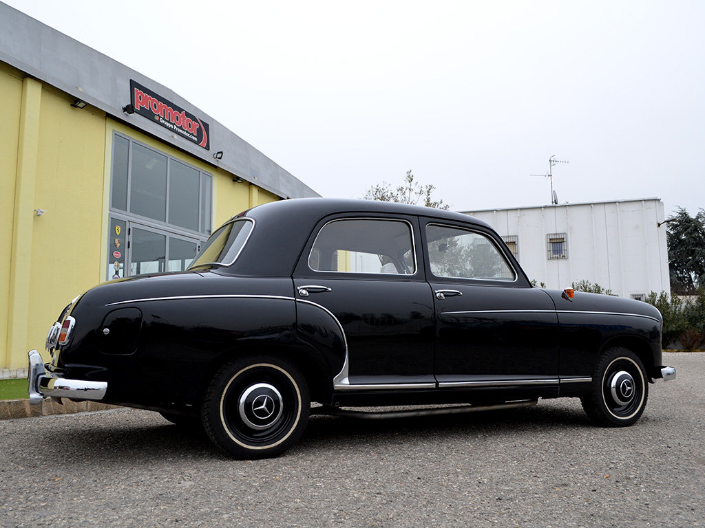 1954 MERCEDES BENZ 180 *ASI* For Sale (picture 2 of 6)