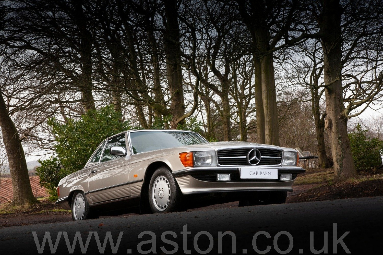 1988 Mercedes 300SL For Sale (picture 2 of 6)