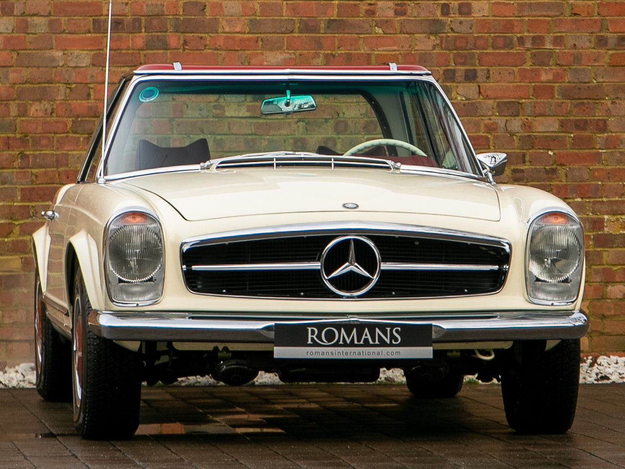 1969 Mercedes-Benz 280 SL Pagoda For Sale (picture 1 of 6)