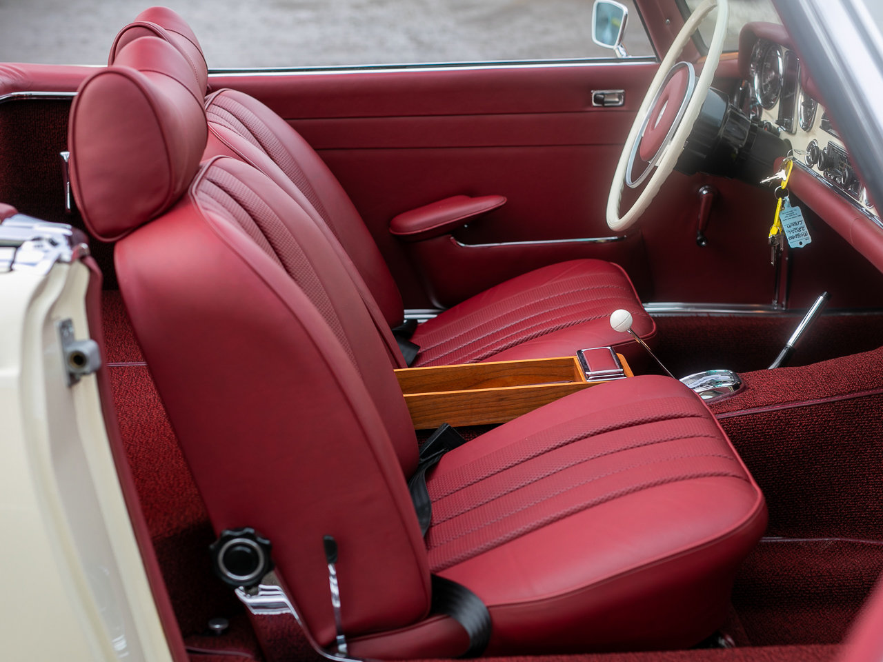 1969 Mercedes-Benz 280 SL Pagoda For Sale (picture 5 of 6)