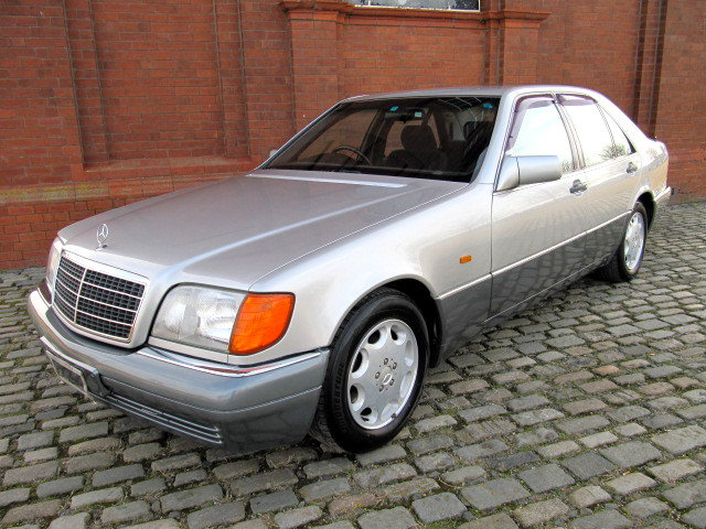 1994 MERCEDES-BENZ S 280 MODERN CLASSIC AUTO SALOON For Sale (picture 1 of 6)