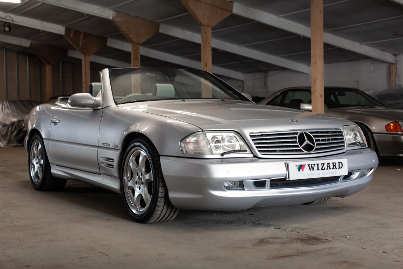 2001 Mercedes-Benz Silver Arrow One Former Keeper! For Sale (picture 1 of 20)