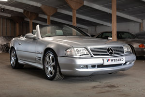 2001 Mercedes-Benz Silver Arrow One Former Keeper! For Sale