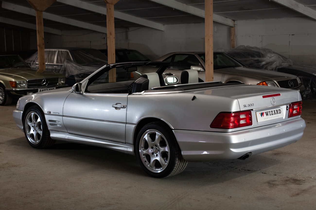 2001 Mercedes-Benz Silver Arrow One Former Keeper! For Sale (picture 2 of 20)