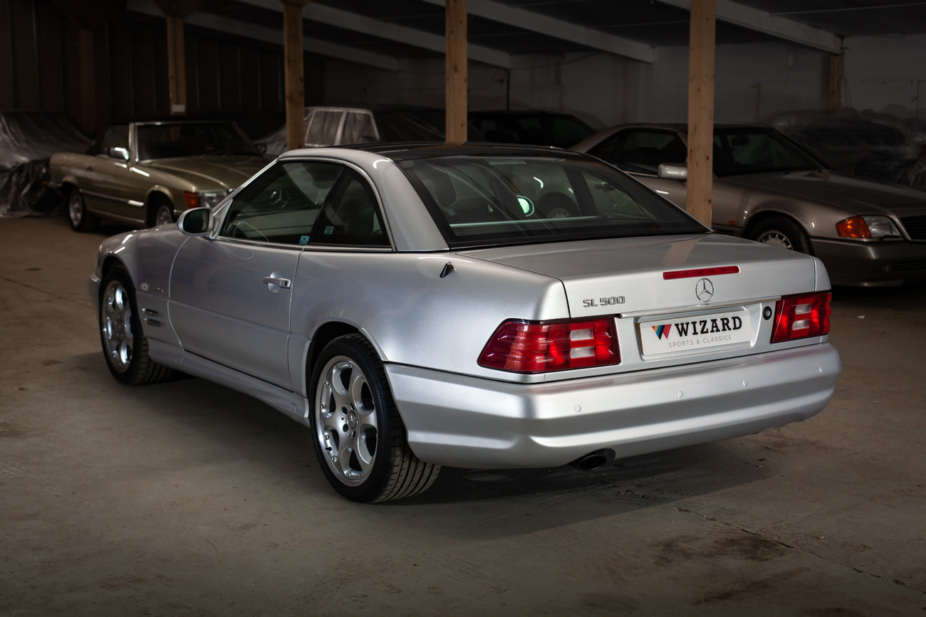 2001 Mercedes-Benz Silver Arrow One Former Keeper! For Sale (picture 4 of 6)