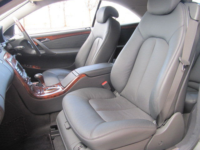2003 MERCEDES-BENZ CL500 STUNNING 5.0 COUPE * FRESH IMPORT  SOLD (picture 3 of 6)