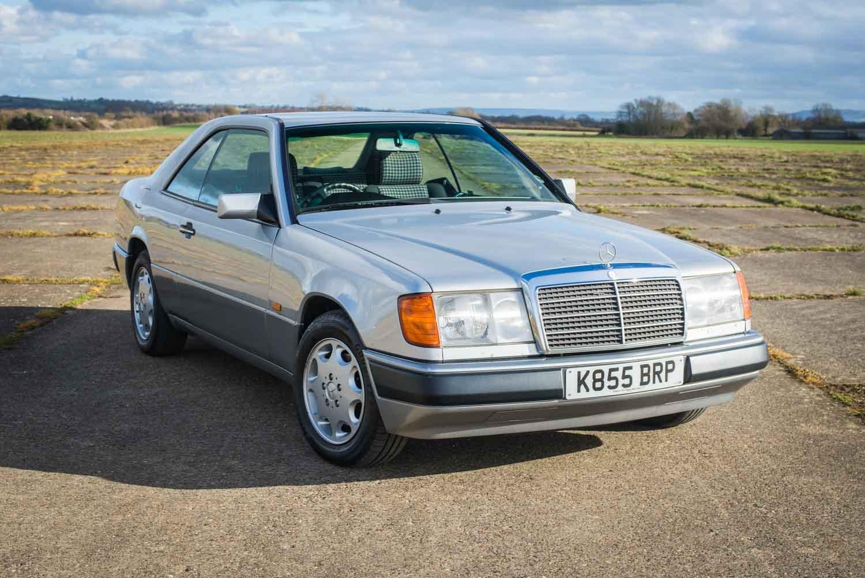 1993 Mercedes-Benz W124 220CE - Rare Sports Check - FSH SOLD (picture 1 of 6)