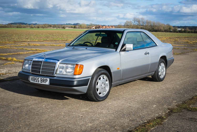 1993 Mercedes-Benz W124 220CE - Rare Sports Check - FSH SOLD (picture 2 of 6)
