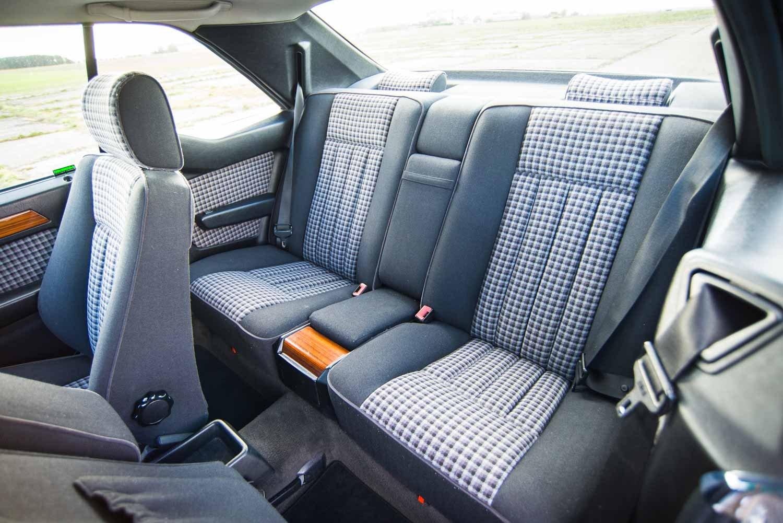 1993 Mercedes-Benz W124 220CE - Rare Sports Check - FSH SOLD (picture 5 of 6)