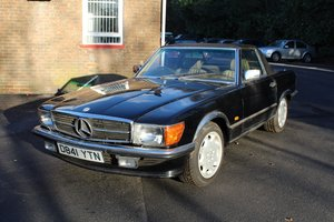 Mercedes 500SL Auto 1986 - To be auctioned 26-04-19 For Sale by Auction