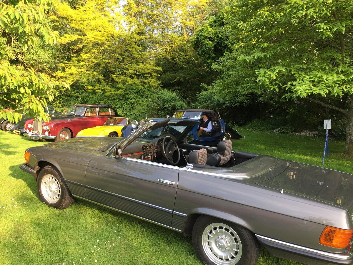 1984 Superb 280SL Mercedes For Sale (picture 4 of 6)