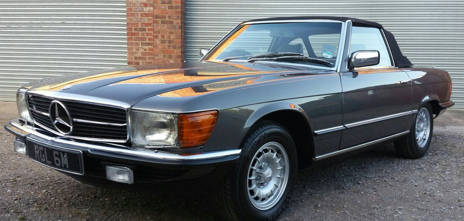 1984 Superb 280SL Mercedes For Sale (picture 5 of 6)