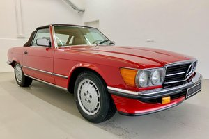 1987 Mercedes 560 SL *9 March* RETRO CLASSICS  SOLD by Auction