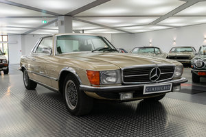 1975 Mercedes 280 SLC *9 march* RETRO CLASSICS SOLD by Auction