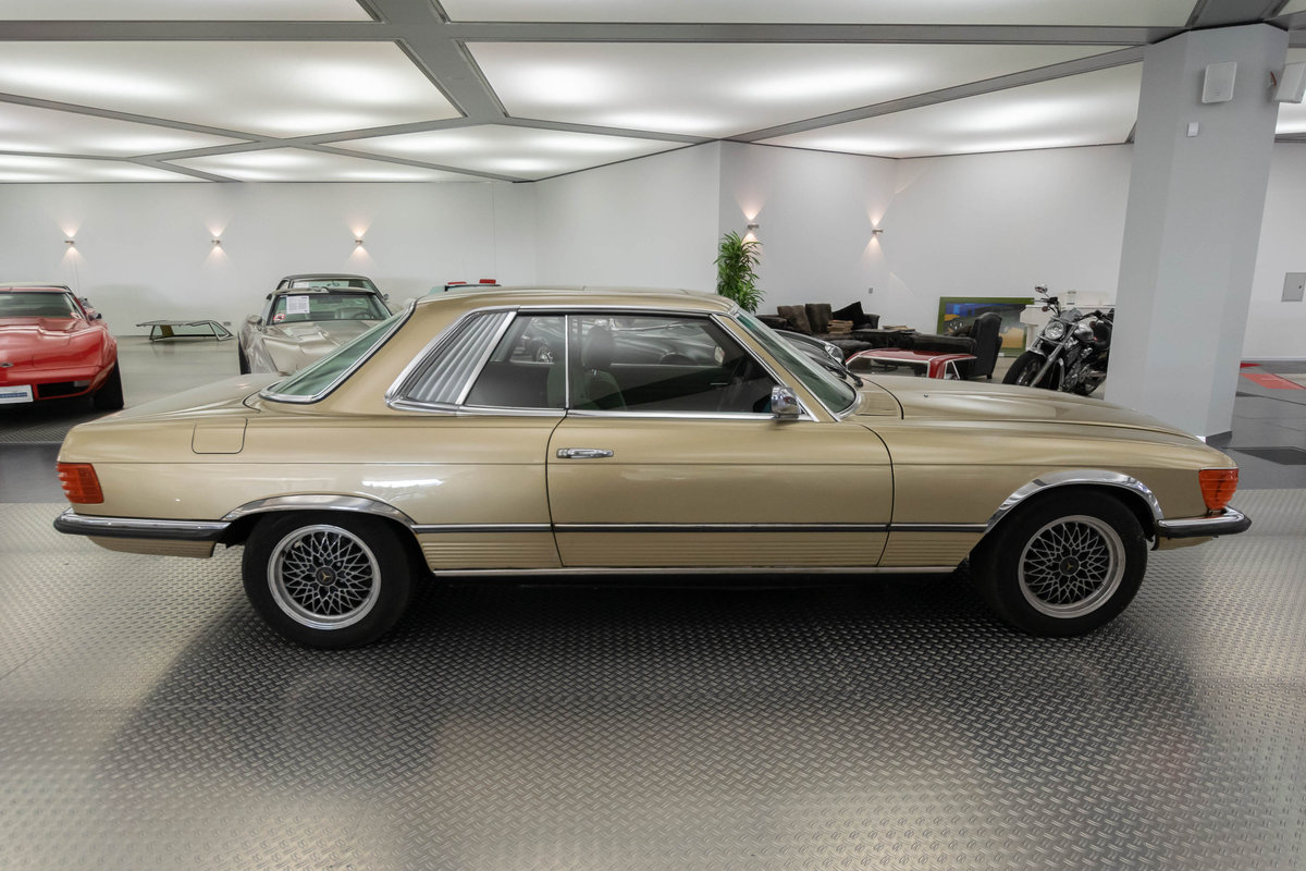 1975 Mercedes 280 SLC *9 march* RETRO CLASSICS SOLD by Auction (picture 2 of 6)