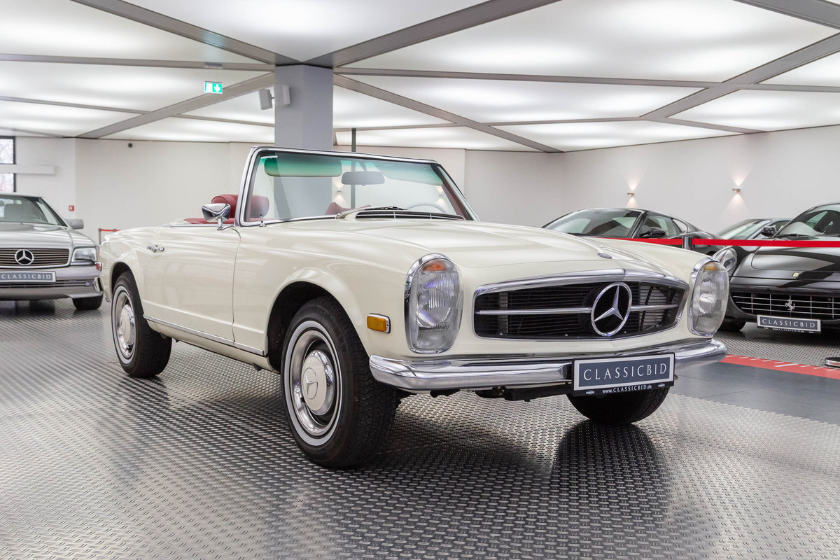 1970 Mercedes 280 SL Pagoda  For Sale (picture 1 of 6)