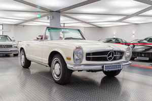 1970 Mercedes 280 SL Pagoda *9 march* RETRO CLASSICS  For Sale by Auction