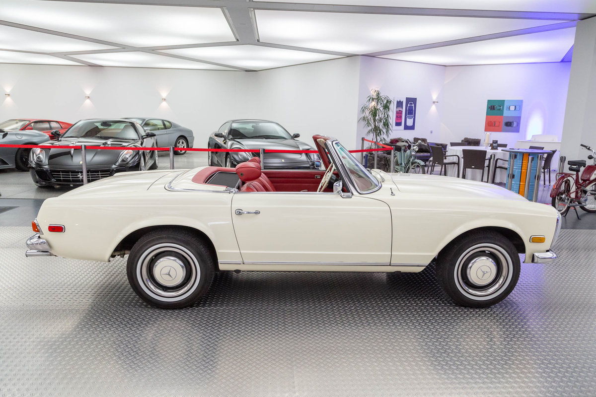 1970 Mercedes 280 SL Pagoda  For Sale (picture 2 of 6)