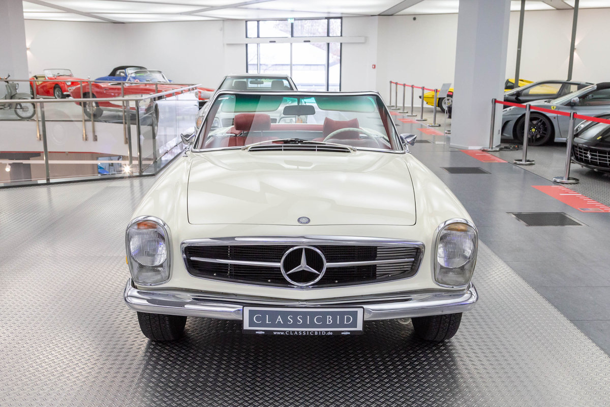 1970 Mercedes 280 SL Pagoda  For Sale (picture 3 of 6)