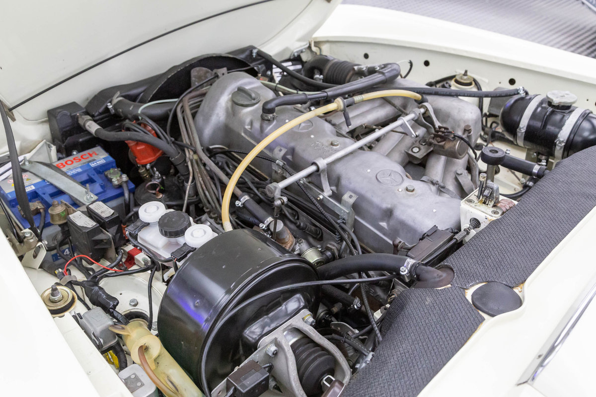 1970 Mercedes 280 SL Pagoda  For Sale (picture 5 of 6)