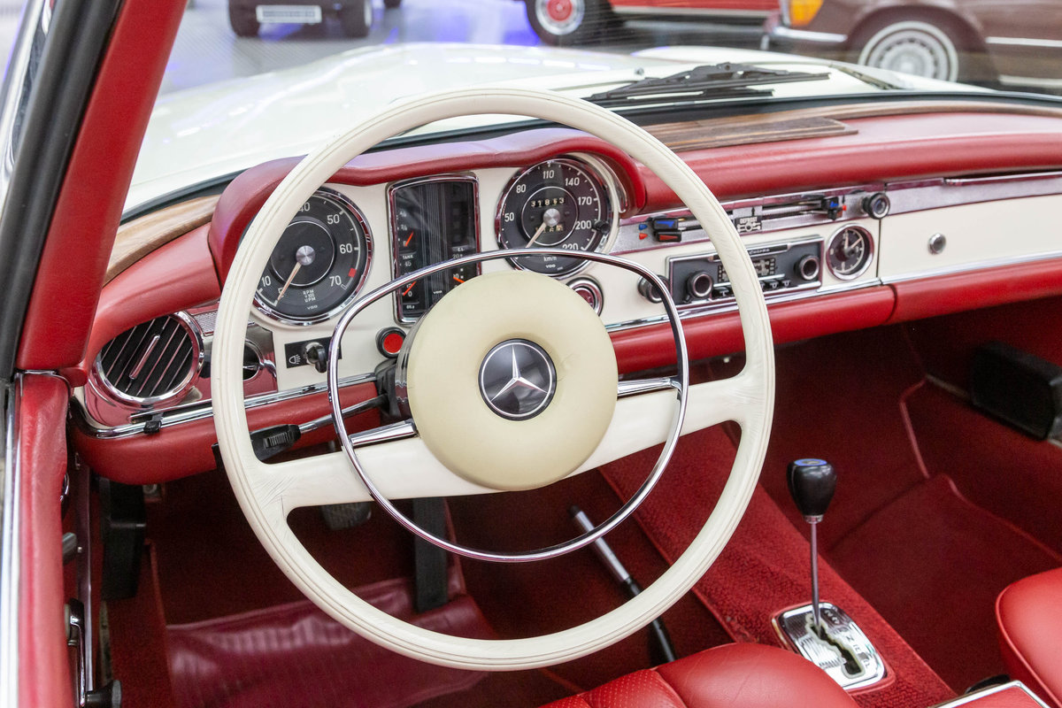 1970 Mercedes 280 SL Pagoda  For Sale (picture 6 of 6)