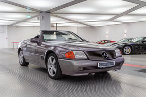 1993 Mercedes SL 280 (R129) *9 march* RETRO CLASSICS  SOLD by Auction