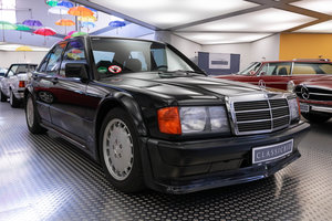 1989 Mercedes 190 E  Evo I  *9 march* RETRO CLASSICS For Sale by Auction
